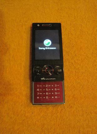 Телефон Sony Ericsson w715