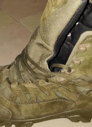 Ботинки полевые с утеплителем M-TAC MK.2W RANGER GREEN