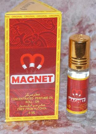 "Арабские масляные духи без спирта "" magnet "" от asaza perfumes..."