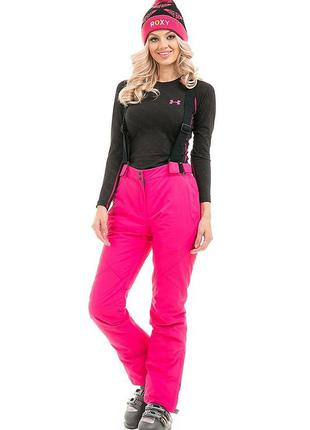 Зимние женские лыжные штаны,спортивные брюки, термо diadora