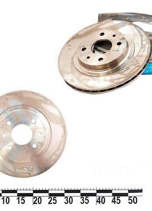 Диск тормозной ВАЗ 2112 передний R 14 (пр-во АвтоВАЗ) 21120-35010