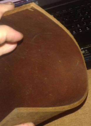 Обувная кожа, для подошвы