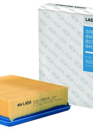 Элемент фильтра воздушного  ВАЗ 2108-15, 21214, 2123 инж., LADA S
