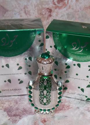 Запечатанный флакон арабские масляные духи без спирта jawad sw...