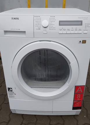 Сушильная машина с тепловым насосом на 8кг А+++ Аег AEG T 7648 EX