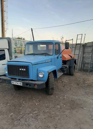 Ассенизатор ГАЗ 3307
