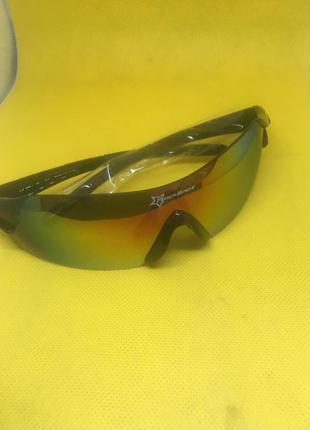Велосипедные очки RockBros