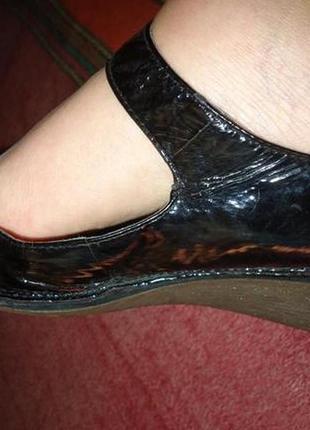 Туфли кожа р41