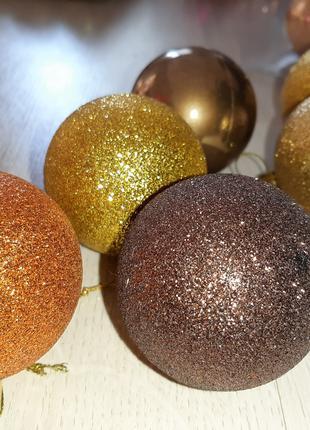 Новогодние игрушки на елку новогодние украшения, шарики