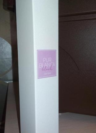Туалетна вода pur blanca blush (50 мл)