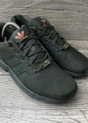Оригинальные рефлективные кроссовки adidas originals zx flux w...
