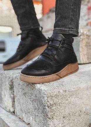 Мужская зимняя обувь (до -30)
