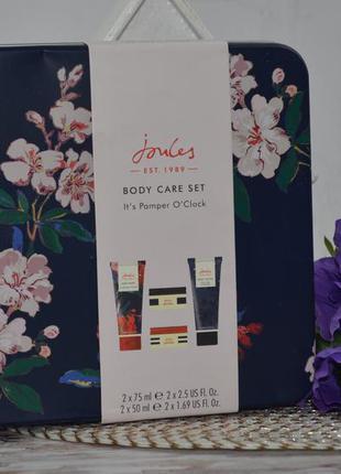 Фирменный подарочный женский набор для ухода за телом joules l...
