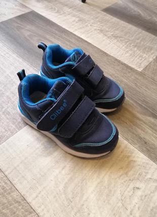 Кроссовки для мальчика clibee