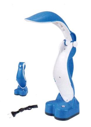 Светодиодная аккумуляторная настольная лампа YJ-5823