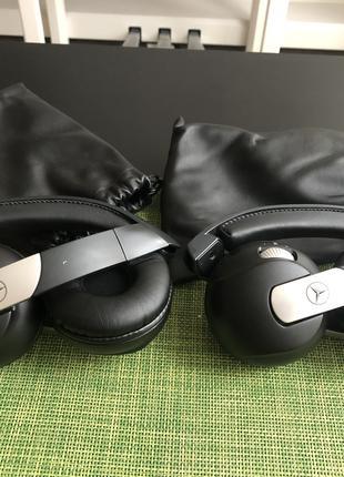 Беспроводные наушники к штатным аудиосистемам AKG в Mercedes-Benz