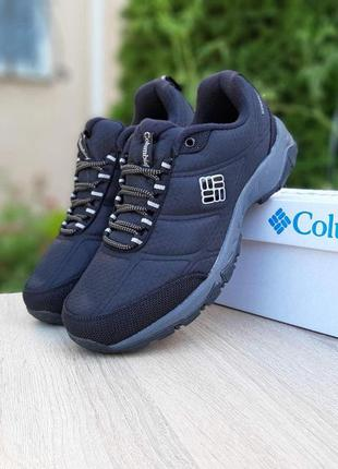 Демисезонные женские мужские кроссовки ботинки Columbia