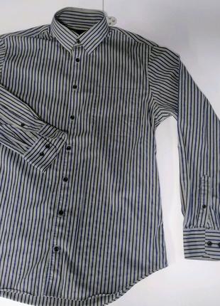 Рубашка мужская, б/у