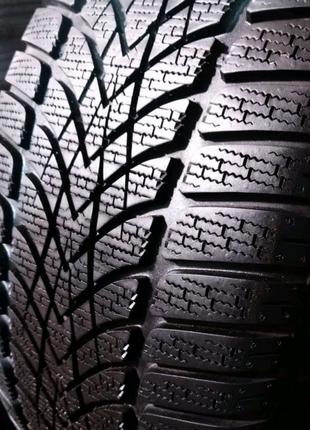 Комплект 245/45 r17 Dunlop SP Winter Sport 4D
