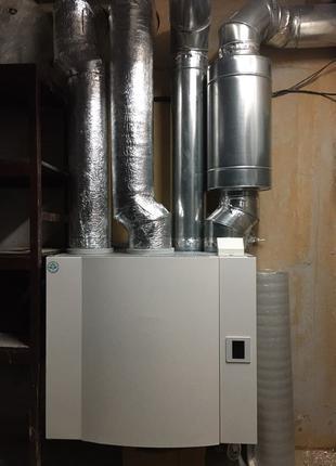 Монтаж/проектирование систем вентиляции и кондиционирования