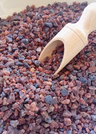 Черная соль гималайская пищевая 1кг