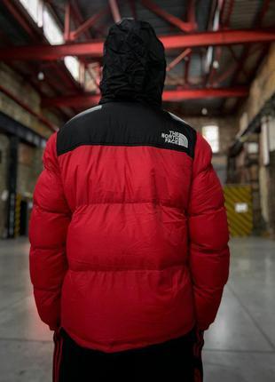 Мужская зимняя куртка пуховик the north face 700