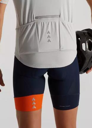 Велошорты мужские декатлон TRIBAN RC100 р L 48-50