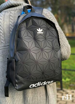 Рюкзак Adidas  3D чорний