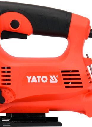 Электролобзик с системой гашения вибрации Yato YT-82274