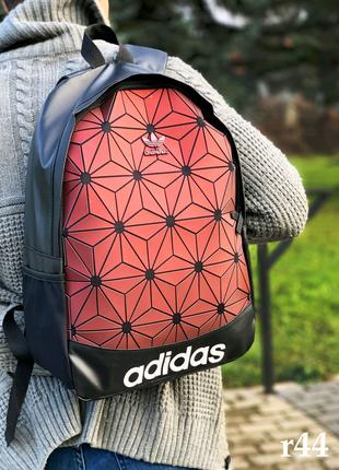 Рюкзак Adidas 3D червоний