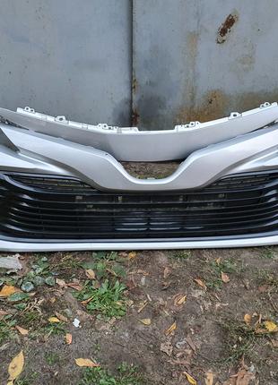 Бампер передний Toyota Camry 2019