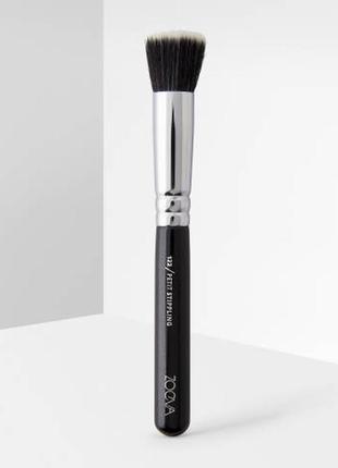 Кисть zoeva 122 - petit stippling brush. оригинал