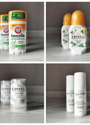 Дезодорант Arm & Hammer, Crystal Body Deodorant
