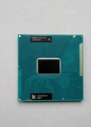 Intel Celeron 1000M SR102 процессор 1.8Ghz 2MB Socket G2