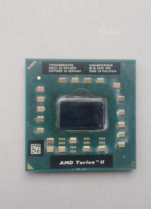 AMD Turion II Dual-Core M500 TMM500DBO22GQ Процессор Socket S1g3