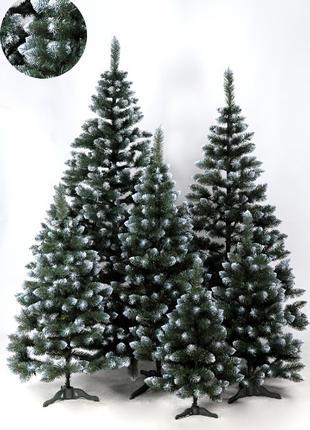 Ель заснеженная 1-3 м искусственная елка
