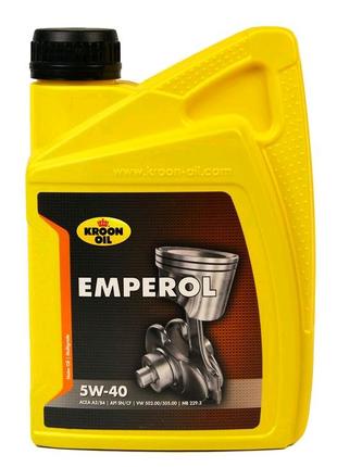 Масло Моторное KROON OIL EMPEROL 5W-40 1л