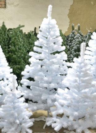 Ель белая 1,3-2,5 м искусственная елка