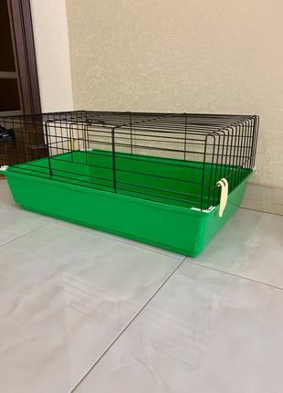 Клетка Tesoro для кроликов, передержки мелких собаки и котов .
