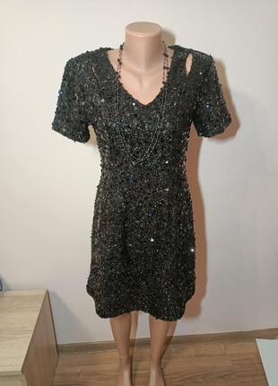Платье шикарное к новому году