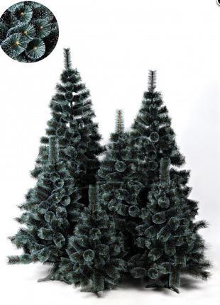 Сосна пушистая с белыми кончиками - 1-3м искусственная елка