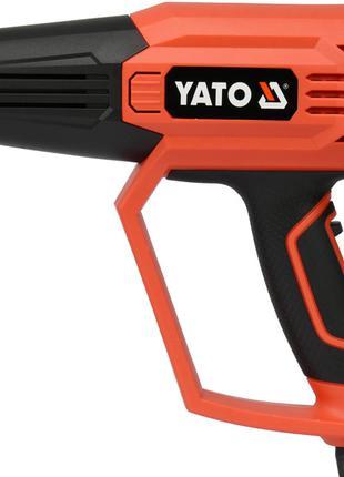 Технический фен с насадками Yato YT-82295