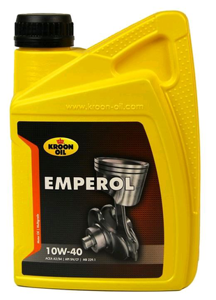 Масло Моторное KROON OIL EMPEROL 10W-40 1л