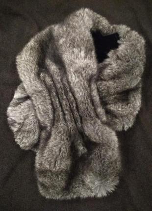 Дизайнерский воротник шарф из меха bitte kai rand
