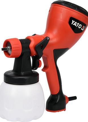 Краскопульт электрический Yato YT-82550