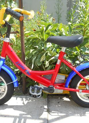 Детский велосипед LITTLE FOX 12 колесо Состояние Ново Германия