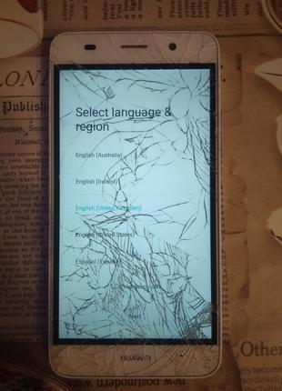 Смартфон Huawei Y6 (SCL-L01)