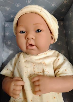 Кукла анатомическая New Reborn, пупс 35 см