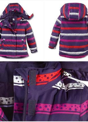 Фірмова термо куртка tcm tchibo німеччина на ріст 86-92,98-104