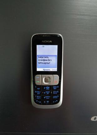 Nokia 2630 рабочая 100% + ПОДАРОК!